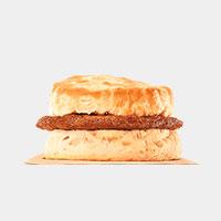 Burger King Sausage Biscuit