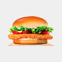 Burger King Tendercrisp Chicken Sandwich