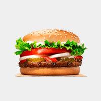 Burger King WHOPPER JR. Sandwich