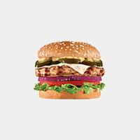 Carl's Jr. Jalapeño All-Natural Turkey Burger