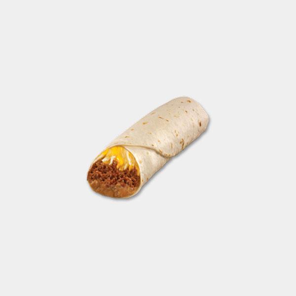 Carl's Jr. Beef, Bean & Cheese Burrito