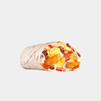 Carl's Jr. Big Country Breakfast Burrito