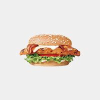 Carl's Jr. Charbroiled Chicken Club Sandwich