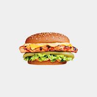 Carl's Jr. Charbroiled Santa Fe Chicken Sandwich