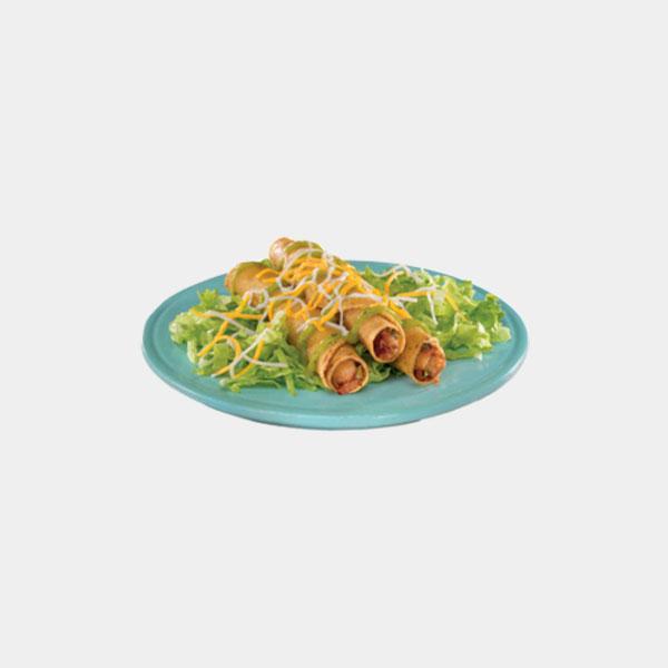 Carl's Jr. Chicken Taquitos