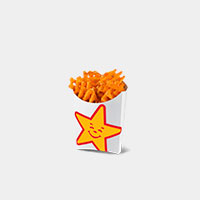 Carl's Jr. CrissCut Fries