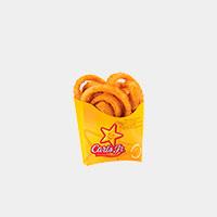 Carl's Jr. Onion Rings