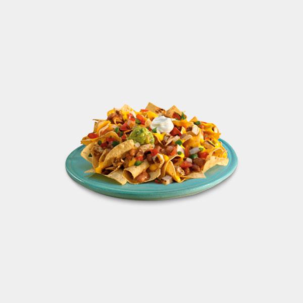Carl's Jr. Super Nachos - Chicken