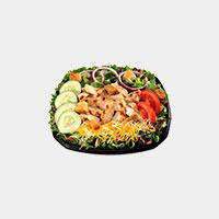 Carl's Jr. The Original Grilled Chicken Salad