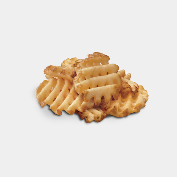 Chick-fil-A Waffle Potato Fries Kid's Meal