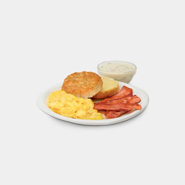 Chick-fil-A Bacon Platter
