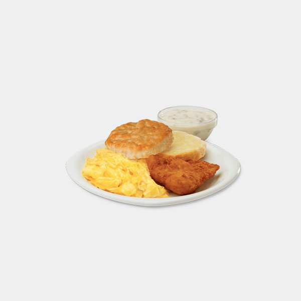Chick-fil-A Breakfast Platters
