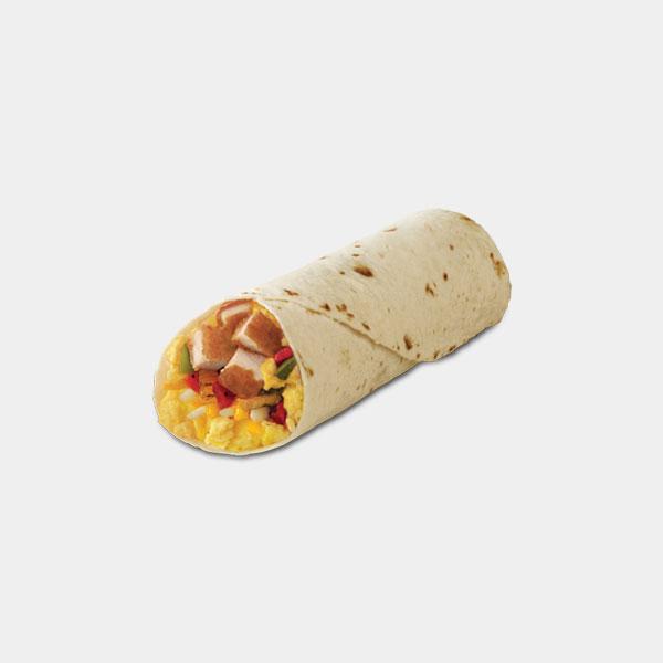 Chick-fil-A Chicken Breakfast Burrito