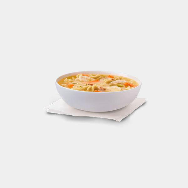 Chick-fil-A Chicken Noodle Soup