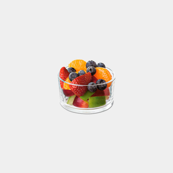 Chick-fil-A Fruit Cup Kid's Meal