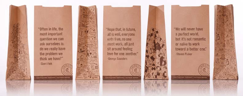 chipote provoking thought bags