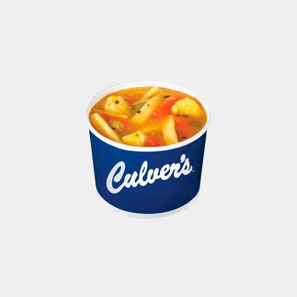Culver's Chicken Noodle Soup