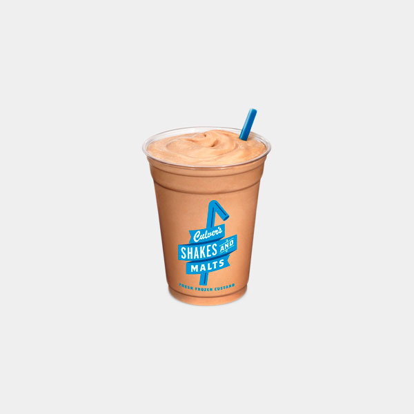 Culver's Chocolate Malt