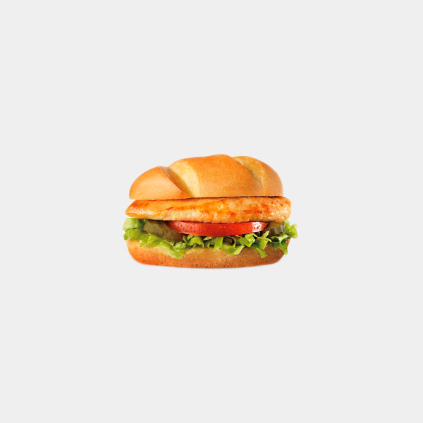 Culver's Grilled Chicken Sandwich