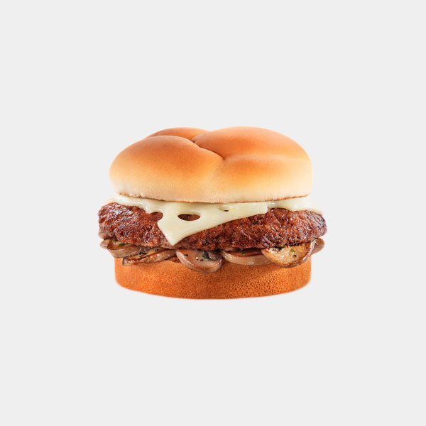 Culver's Mushroom & Swiss ButterBurger