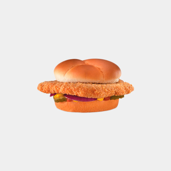 Culver's Pork Tenderloin Sandwich
