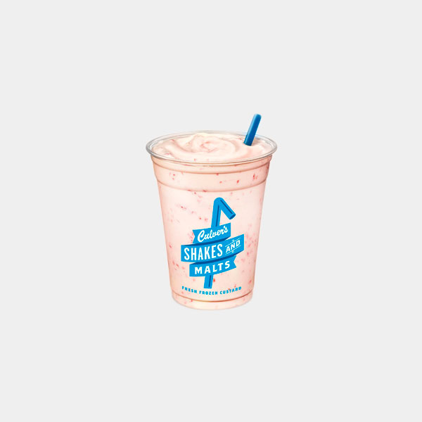 Culver's Raspberry Malt