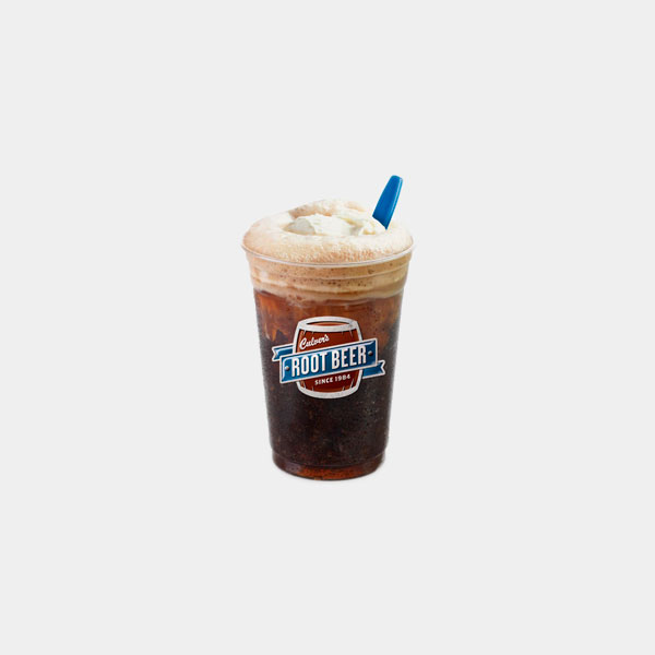 Culver's Root Beer Float