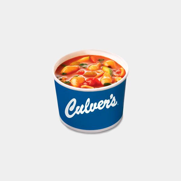 Culver's Tomato Florentine Soup