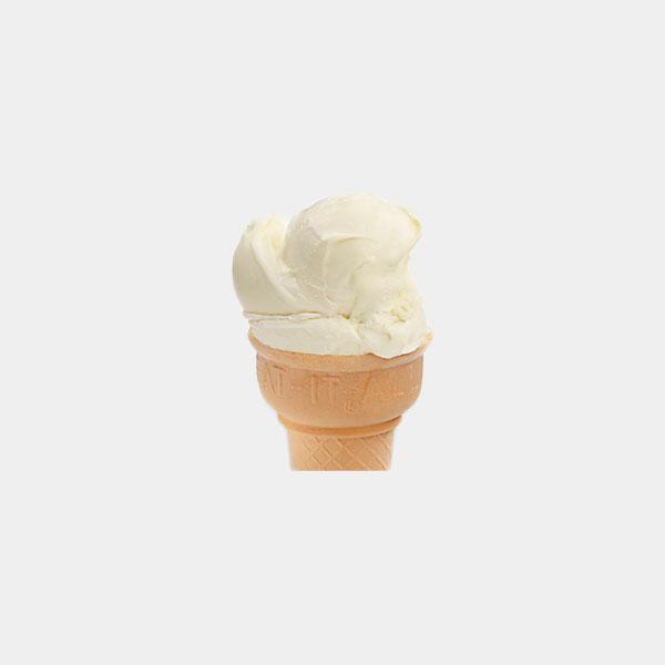 Culver's Vanilla Cake Cone