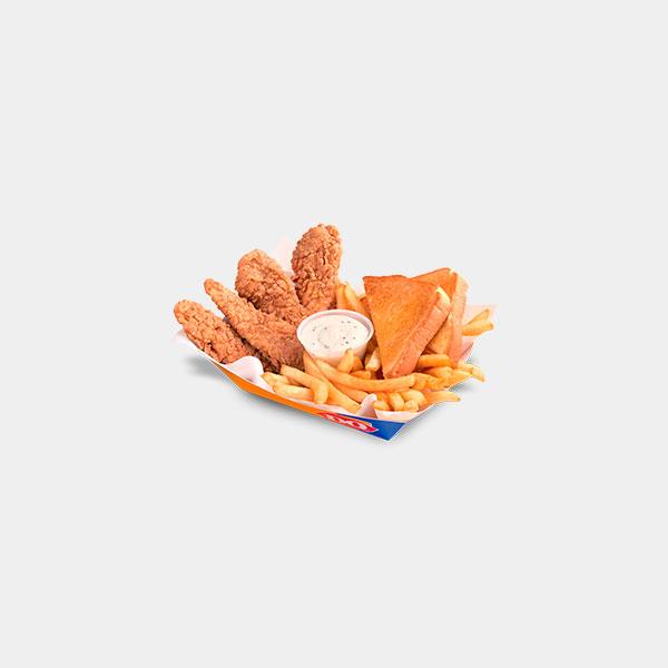 Dairy Queen Chicken Strip Basket