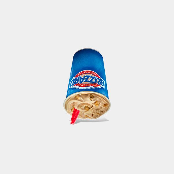 Dairy Queen Cookie Dough Blizzard