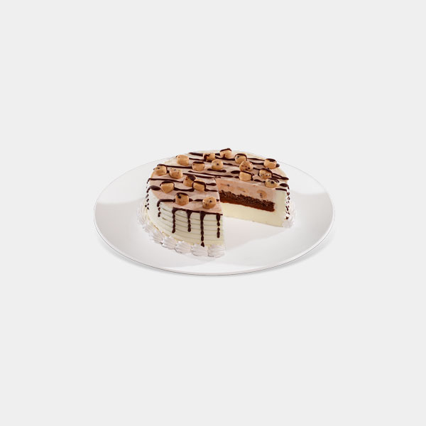 Dairy Queen Cookie Dough Mini Blizzard Cake