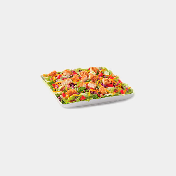 Dairy Queen Garden Greens Salad - Grilled Chicken
