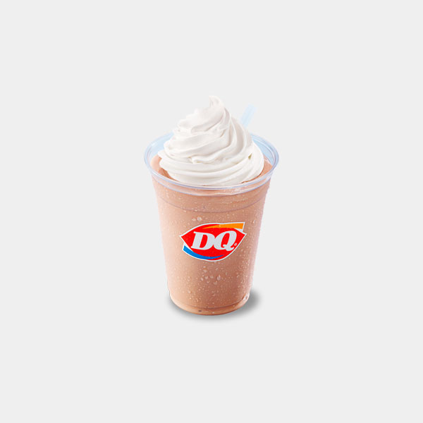 Dairy Queen Hot Fudge Shake or Malt