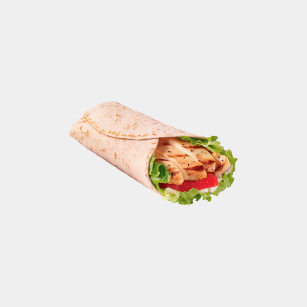 Dairy Queen Kid's Chicken Wrap