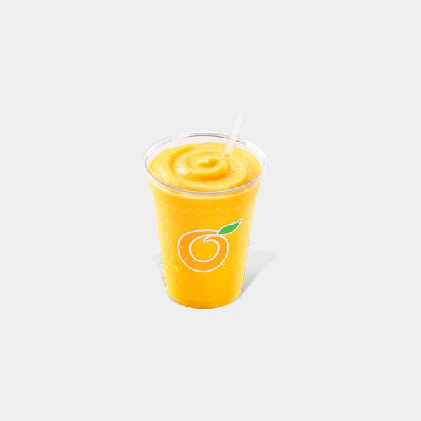 Dairy Queen Mango Pineapple Premium Fruit Smoothie