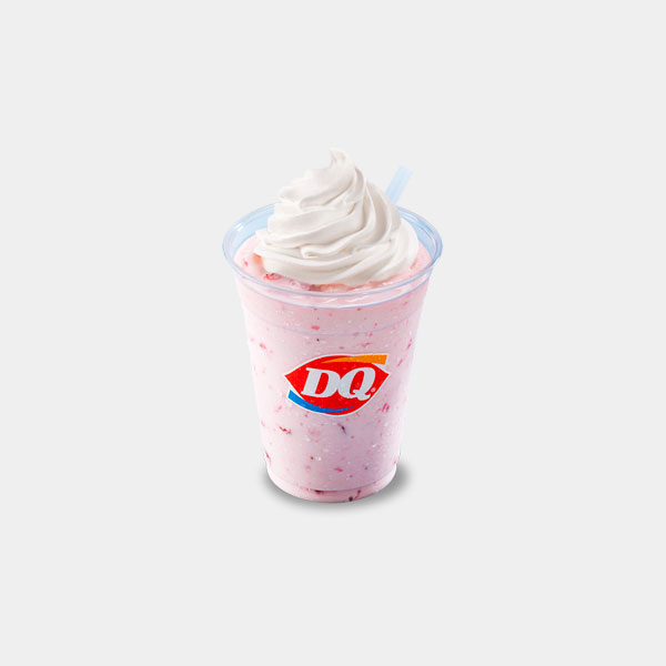 Dairy Queen Strawberry Shake