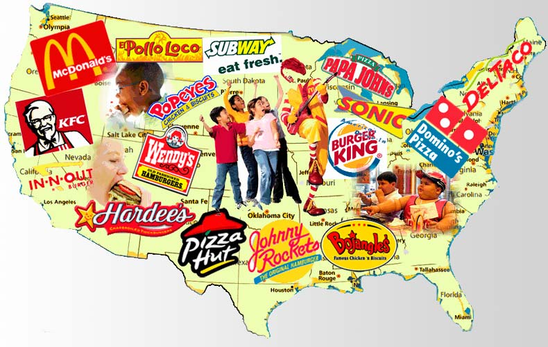 Fast Food Prices Usa